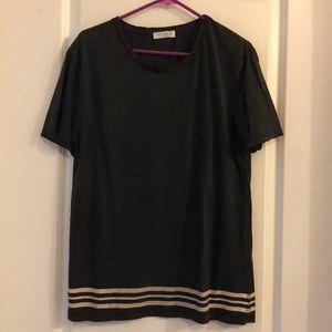Zara Collection mineral washed shirt. Medium.